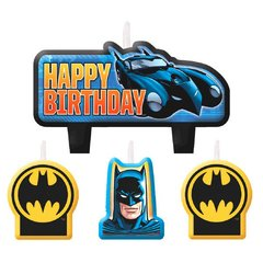 Batman™ Birthday Candle Set