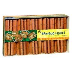Bamboo Barrel Lights