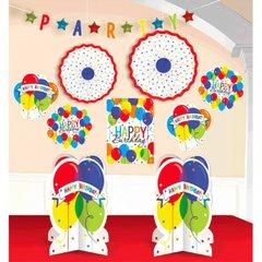 Balloon Bash Room Decorating Kit