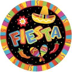 """Fiesta Fun Round Plates, 10 1/2"""""""