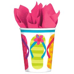 Flip Side Cups, 9 oz.
