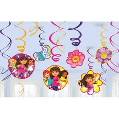 Dora & Friends™ Swirl Decoration
