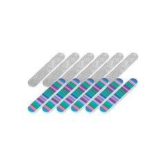 Rainbow Stripe Emery Boards
