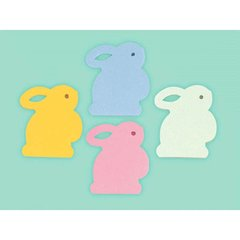 Bunny Die-Cut Note Pad Assortment
