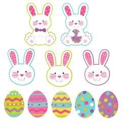 Easter Mini Cutouts
