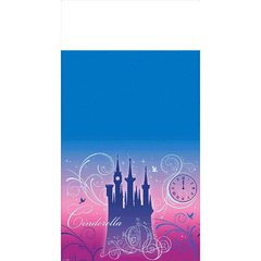 ©Disney Cinderella Plastic Table Cover