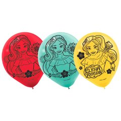 ©Disney Elena of Avalor Latex Balloons - Assorted Colors