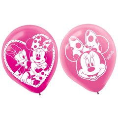 Disney© Minnie Mouse Printed Latex Balloons