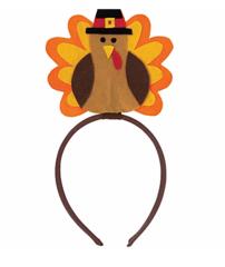Felt Turkey Head Bopper