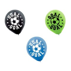 Soccer Latex Balloons