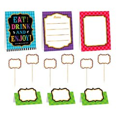 Mad Tea Party Buffet Decorating Kit