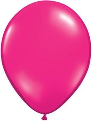 "03 Jewel Magenta, Qualatex 11"" Latex Balloon 