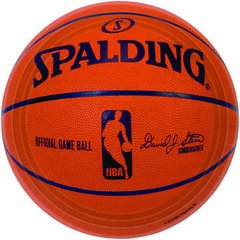 Spalding Basketball 7'' Plates