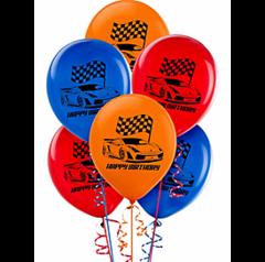 Hot Wheels Wild Racer™ Printed Latex Balloons