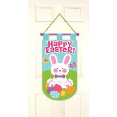 Easter Door Banner