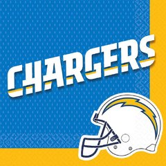 Los Angeles Chargers Luncheon Napkins