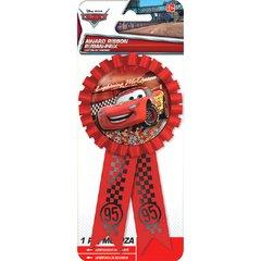 ©Disney Cars Formula Racer Confetti Pouch Award Ribbon