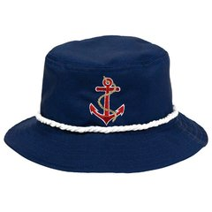 Anchors Aweigh Bucket Hat - Men's