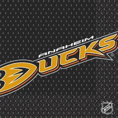 Anaheim Ducks Lunch Napkins 16ct