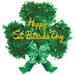 Shamrock Deluxe Decoration