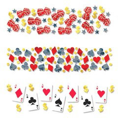 Casino Value Pack Confetti