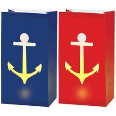 Anchors Aweigh LED Summer Luminaries