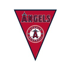 Los Angeles Angels Major League Baseball Pennant Banner