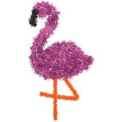 Flamingo Tinsel Shape
