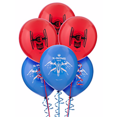 Star Wars™ Episode VII Printed Latex Balloons