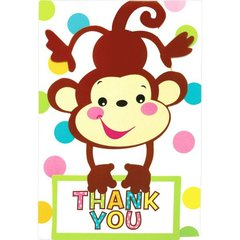Fisher Price™ Baby Folded Thank You Cards