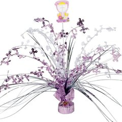 Communion Pink Spray Centerpiece w/Add-On