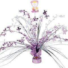 Communion Pink Spray Centerpiece w/Add-On