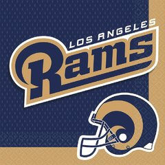 Los Angeles Rams Luncheon Napkins