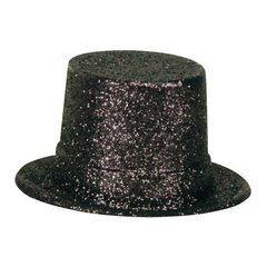 Black Hollywood Top Hat