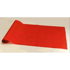 Hollywood Red Fabric Floor Runner Decoration