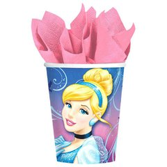 ©Disney Cinderella Cups, 9 oz.