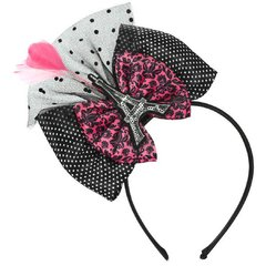 Day in Paris Deluxe Bow Headband