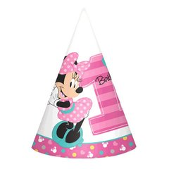 ©Disney Minnie's Fun To Be One Paper Cone Hats