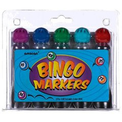Bingo Markers 5ct