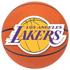 L.A. Lakers Bulk Cutout