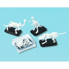 3-D Fossil Puzzles