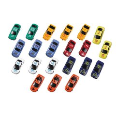 Die Cast Cars Mega Value Pack