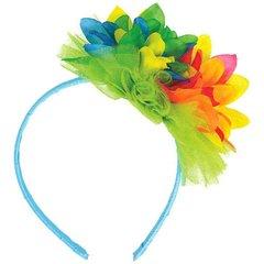 Bright Floral Headband