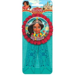 ©Disney Elena of Avalor Confetti Pouch Award Ribbon