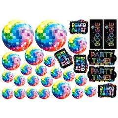 Disco 70's Mega Value Pack Cutout Assortment