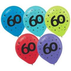 """""""60"""" Printed Latex Balloons"""