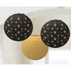 Hollywood Round Paper Lanterns