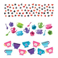 Mad Tea Party Value Pack Confetti