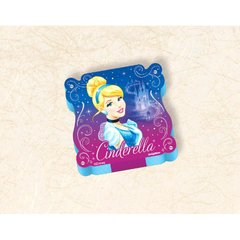 ©Disney Cinderella Die-Cut Notepad