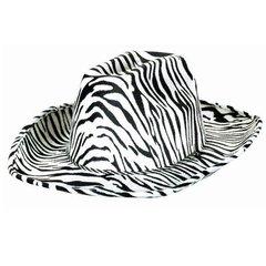 Animal Print Cowboy Hat